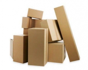 China Professional Packaging Team White Cardboard Box Dress Packing Corrugated Cardboard Mailer Shipping on sale