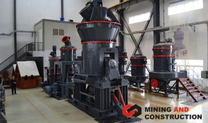 China LM Vertical Grinding Mill on sale