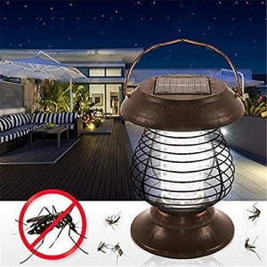 China solar outdoor mosquito killer lamp 500 on sale
