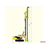 Drilling Rig KR90M Hydraulic CFA Rotary Drilling Rig