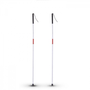 China Aluminum Alloy Collapsible Blind Crutch on sale