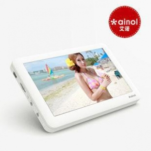 China Aino high-definition touch 768P format MP5 on sale