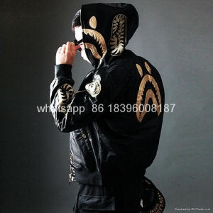 China Wholesale Evisu givenchy t-shirt pants Jacket jeans Supreme BAPE sweatshirt coat on sale