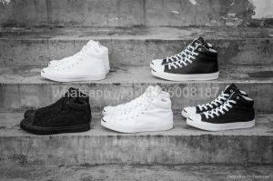 China Converse jack purcell shoes leather mid classic all star converse shoes on sale