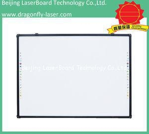China smart board 10 points touch infrared smart electronic whiteboard on sale