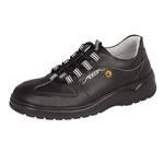 Cleanroom, Reflective Laces, Slip Resistant, Black, AB-31138ESDProduct Code:AB-31138ESD
