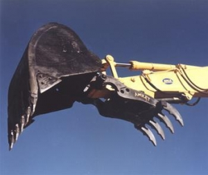 China Amulet PowerClamp Hydraulic Excavator Thumb for 8-10 Ton Excavators on sale