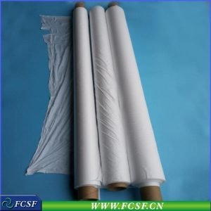 China Coated filter material (industrial filtration membrane) on sale