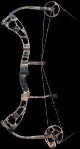China Martin Archery 2010 Pantera Acu Trak Bow NG1 RH on sale