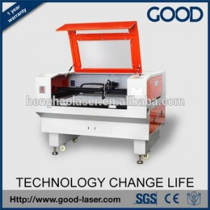 China CO2 cnc laser cutting machine camera position for Bangladesh with heap price on sale