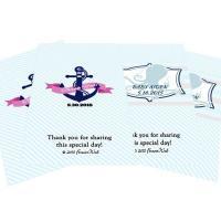 Personalized Nautical Baby Shower HERSHEY