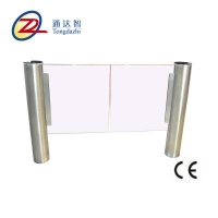 China Management system Push button speed gate used turnstiles for sale on sale