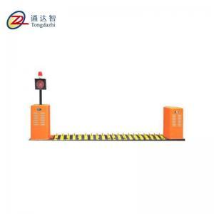 China road blocker Remote control automatic stainless steel anti-crash hydraulic road blocker on sale