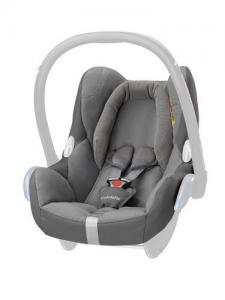 China Car Seats Maxi-Cosi Cabriofix Seat Cover - Concrete Grey on sale