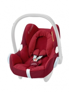 China Car Seats Maxi-Cosi Cabriofix Seat Cover - Robin Red on sale