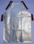 Heat insulation apron/ fire-proof apron/ high temperature resistant apron/ heat insulation glove
