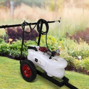 China BLACK ATV SPRAYER - AP 60D ON TRAILER FOR QUAD OR TRACTOR on sale