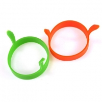 China Silicone Egg Circle Ring Moulds on sale