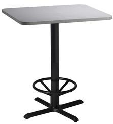 China Ergonomic Chairs Cafeteria / Bar Height Tables on sale