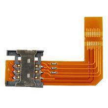 China Antenna&Accessories SIM slot, flex, F3, SIM Socket , Extend Board on sale