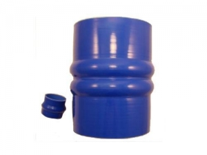 China Silicone reinforced hose Marine Silicone Hump Hose on sale