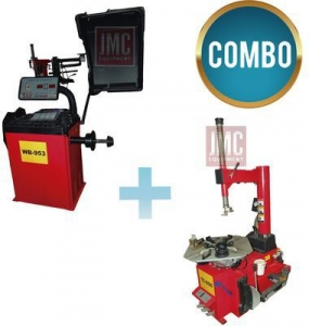 China JMC Combo Packages Tuxedo Wb-953 Wheel Balancer With Tc-950 Tire Changer Combo on sale