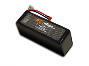 China LiPo Battery Packs LiPo 6500 8S 29.6v Dual Core Battery Pack on sale