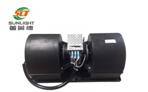 China Brushless Motor SLT80 12 volt blower fan for car on sale