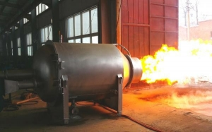 China Sawdust burner on sale