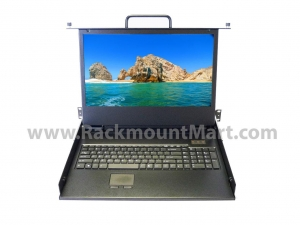 China Rackmount LCD/ KVM Part # LCD1U17-32 on sale