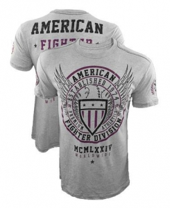 China Mens Shirts American Fighter Bellevue Shirt on sale