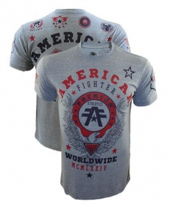 China Mens Shirts American Fighter Drexel Shirt on sale