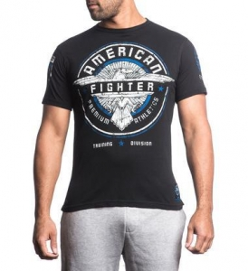 China Mens Shirts American Fighter Brockport Shirt on sale
