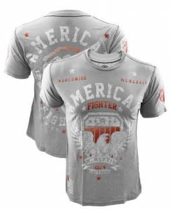 China Mens Shirts American Fighter Cedar Crest Shirt on sale