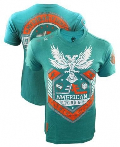 China Mens Shirts American Fighter Woodbury Shirt on sale