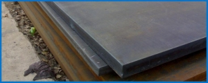 China Carbon & Alloy Steel Plates on sale