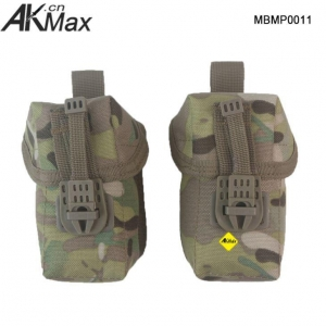 China Military Smoke Pouch Multicam on sale