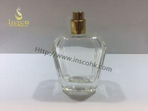 China 50ml Travel Glass Perfume Bottle
