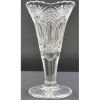 China Vintage Clear Crystal Vase for sale