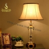 China Crystal Droplet Table Lamp for sale