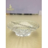 China Engrave Crystal Dishes Value for sale