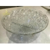 China Crystal Fruit Bowl Pedestal for sale