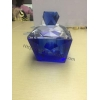 China Blue Crystal Incense Burner Set for sale