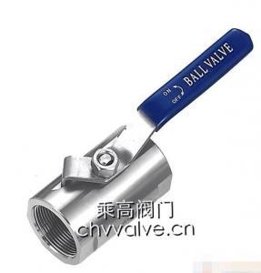 China Ball valve series Wide type ball valve (internal thread) on sale