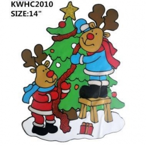 China Christmas Ornament Stickers on sale