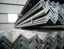 China Angle steel Hot Rolled Building Materials Types Of Steel Angle Bar on sale