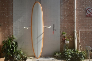 China EPS Surfboards 8'6 resin tint Surfboard on sale
