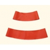 China Reflective Sheet TC300 Reflective Traffic Cone Collars for sale