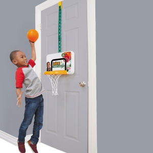 China Sports Toys LeBron James Family Foundation Dream Big Attach 'n Play on sale