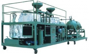 China ZLY engine oil purifier serie on sale